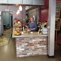 Photo taken at Blue Dot Coffee by Martin B. on 4/9/2014