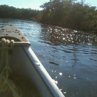 Photo taken at Estero Bay by Rachel W. on 11/25/2012