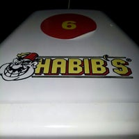 Photo taken at Habib's by Tiago A. on 10/7/2012