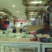 Photo taken at Baso Lapangan Tembak Senayan Samping JCC by tiniayu on 10/16/2014