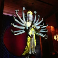 Photo taken at Tao Downtown by Lisi on 11/4/2013