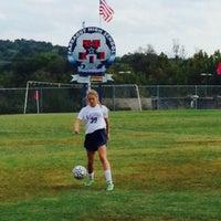 Photo taken at Farragut High School by Nikki S. 🍊🏈 on 10/7/2014