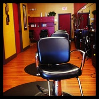 Photo taken at Level S Salon by Caitlin B. on 1/30/2013