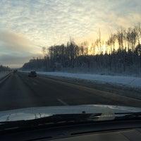 Photo taken at Мостки by Алена П. on 12/30/2014