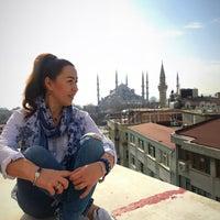 2/11/2018 tarihinde Умида К.ziyaretçi tarafından Sura Hagia Sophia Hotel'de çekilen fotoğraf