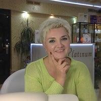 Photo taken at Студия Красоты Platinum by Евгений Б. on 2/17/2014