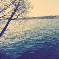 Photo taken at Donau by Elif E. on 4/5/2014