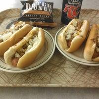 Photo taken at Milwaukee Wiener House by Heath H. on 3/28/2013