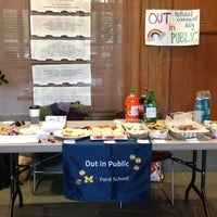 Photo taken at Weill Hall - Gerald R. Ford School of Public Policy by Belinda S. on 10/9/2012