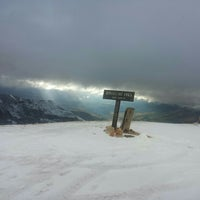 Photo taken at Imogene Pass by Christine B. on 9/28/2014