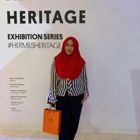 Photo taken at Hermès by Yuki Ruby H on 4/2/2018