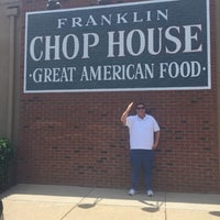 Photo taken at Franklin Chop House by J.C. B. on 6/16/2017