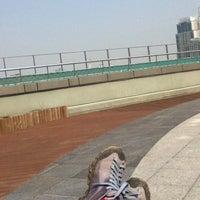 Photo taken at monya spot_M by monya k. on 3/15/2013