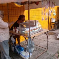 Photo taken at banca da coxinha by maycon s. on 5/21/2014