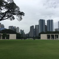 Foto tirada no(a) Manila American Cemetery and Memorial por Chiloy em 1/28/2018