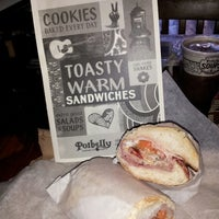 Photo taken at Potbelly Sandwich Shop by Andi H. on 2/18/2014