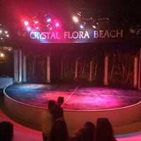 Photo taken at Crystal Beach Anfi-theatre by Tim on 4/25/2014