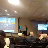 Photo taken at Instituto Tecnológico de Buenos Aires (ITBA) by Mar P. on 10/6/2014