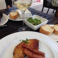 Photo taken at CERCLE wine & deli by Masahiro T. on 7/21/2014
