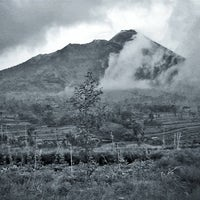 Photo taken at Gunung Merapi by Forward A. on 11/11/2017