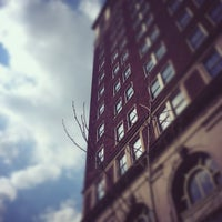 Photo taken at The Brown Hotel by OldLadyMan T. on 3/29/2013