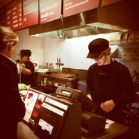 Photo taken at Chipotle Mexican Grill by OldLadyMan T. on 12/22/2012