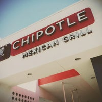Photo taken at Chipotle Mexican Grill by OldLadyMan T. on 1/7/2013