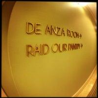 Photo taken at Hotel De Anza by OldLadyMan T. on 11/7/2012