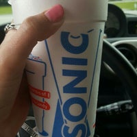 Photo taken at SONIC Drive In by Emily S. on 7/7/2015