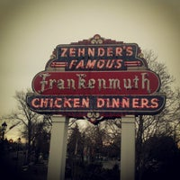 Photo taken at Zehnder's of Frankenmuth by Emily S. on 1/19/2013