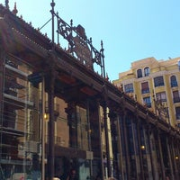 Photo taken at Mercado de San Miguel by Dina M. on 4/13/2013