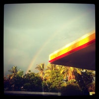 Photo taken at Shell by Watcharapon T. on 5/7/2013