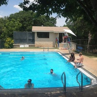Photo taken at Big Stacy Pool by Michael Aaron B. on 6/8/2013