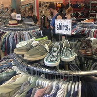 Photo taken at Buffalo Exchange by Michael Aaron B. on 2/23/2013