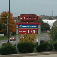 Photo taken at Sheetz by Steve L. on 10/24/2015
