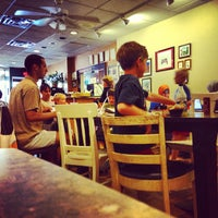 Photo taken at St. Elmo's Coffee Pub by Nat H. on 5/12/2013