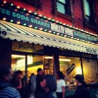 Photo taken at Harlem Shake by Nat H. on 5/17/2013