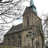 Photo taken at Reformierte Kirche by Erika F. on 3/27/2015