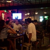Photo taken at Def bar by Benzzer S. on 2/2/2015