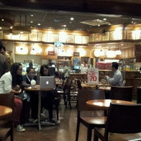 Photo taken at The Coffee Bean & Tea Leaf by dq y. on 6/22/2013