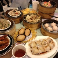 Photo taken at DimDimSum Dim Sum Specialty Store by Alexa D. on 2/12/2013