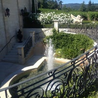 Photo taken at Del Dotto Vineyards by Alexa D. on 7/8/2013