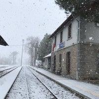 Photo taken at Büyükoturak İstasyonu by Selim E. on 1/16/2018