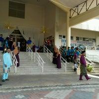 Photo taken at SMK Putrajaya Presint 8(1) by fakhrulfbi m. on 12/17/2016