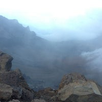 Photo taken at Haleakalā Vistor Center by Marcel B. on 4/22/2013
