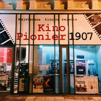 Photo taken at Kino Pionier by Paulusia on 2/9/2015