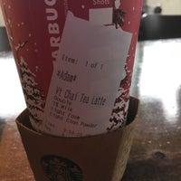Photo taken at Starbucks by Adam R. on 12/23/2016