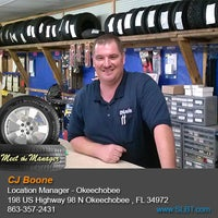 Photo taken at St. Lucie Battery & Tire by St. Lucie Battery & Tire on 2/27/2014
