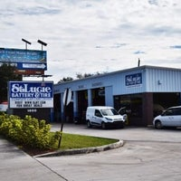 Photo taken at St. Lucie Battery & Tire by St. Lucie Battery & Tire on 5/10/2016