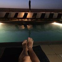 Photo taken at Pool Citymax Bur Dubai Hotel by Ольга Ж. on 3/24/2014